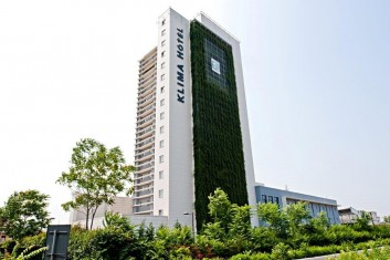 klima hotel