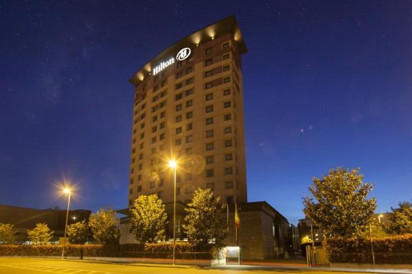 Hilton firenze team building