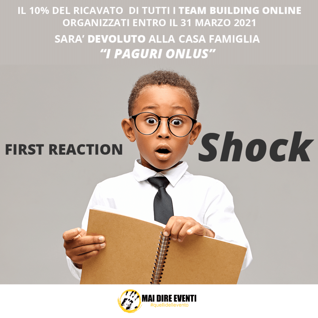 Team Building shock