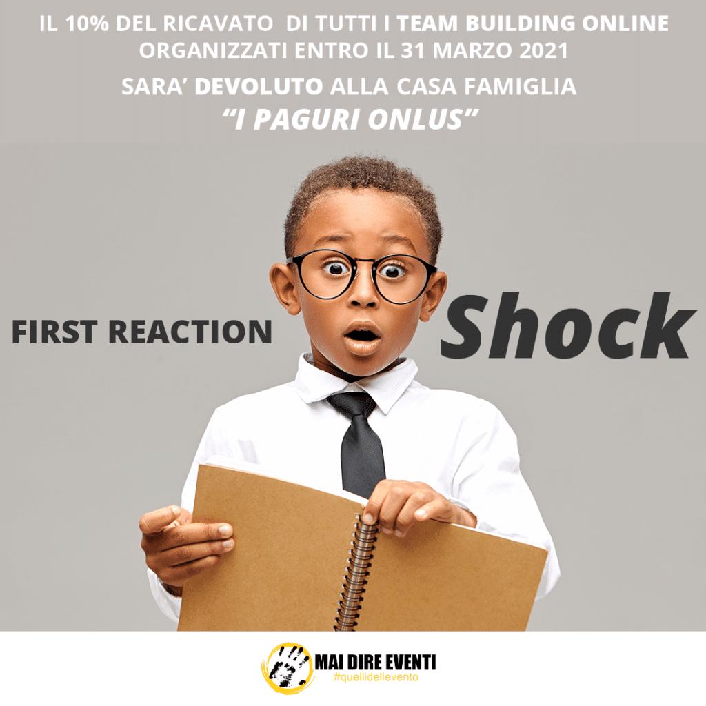 Team Building shock